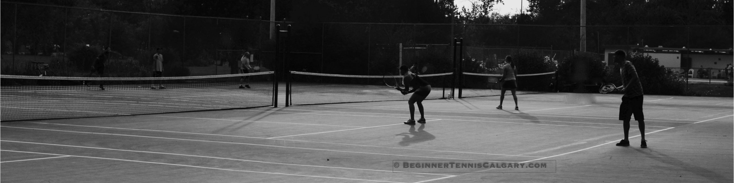 Tennis lessons calgary adults